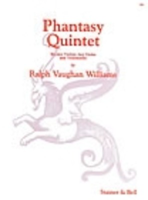 Phantasy Quintet Sc/Pts - for two violins, two violas and cello - Ralph Vaughan Williams - Stainer & Bell String Quintet