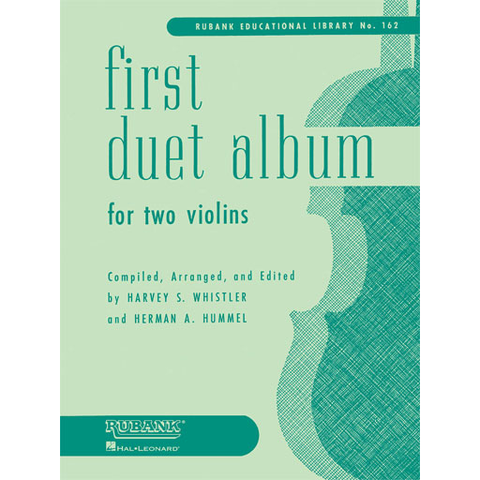 First Duet Album Volume 2 - Violin Duet 4472650