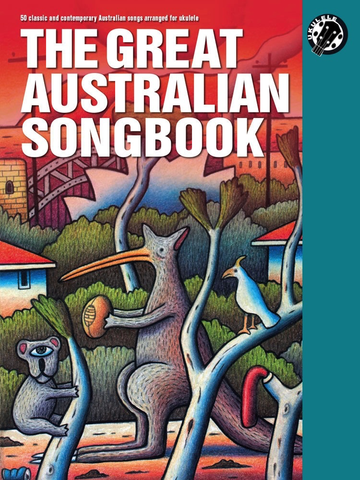 The Great Australian Songbook - 50 Classics - Ukulele - Various - Wise