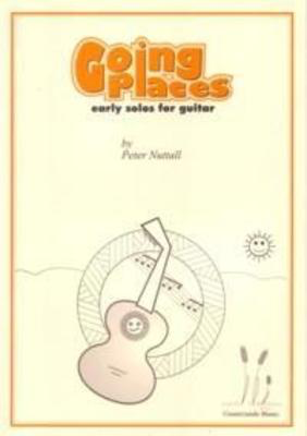 Going Places - early solos for guitar - Peter Nuttall - Guitar Holley Music Guitar Solo