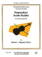 Preparatory Scale Studies - Robert L. Oppell - Piano Willis Music