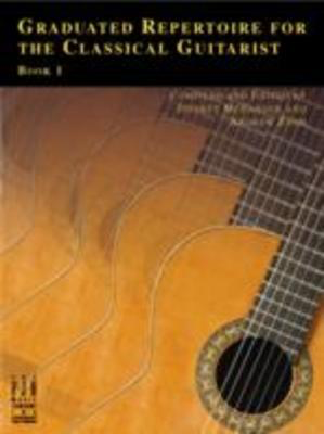 Graduated Repertoire for the Classical Guitarist, Book 1 - Various - Classical Guitar FJH Music Company