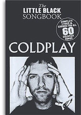 Little Black Songbook: Coldplay - Guitar Chord Songbook Wise AM989912