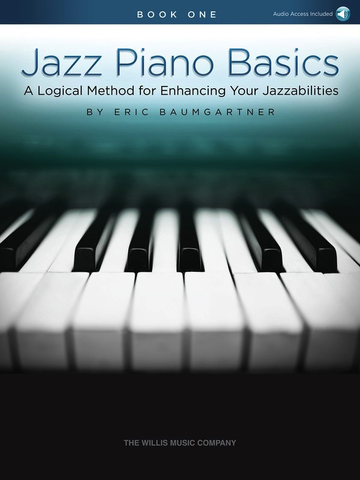 Jazz Piano Basics - Book 1 - Book/Online Audio Access - Baumgartner - Piano - Hal Leonard