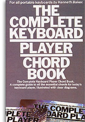 Complete Keyboard Player Chord Book - Piano Wise Publications