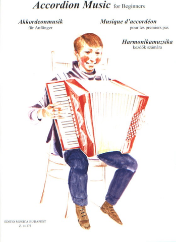 ACCORDION MUSIC FOR BEGINNERS - ACCORDIAN - EMB