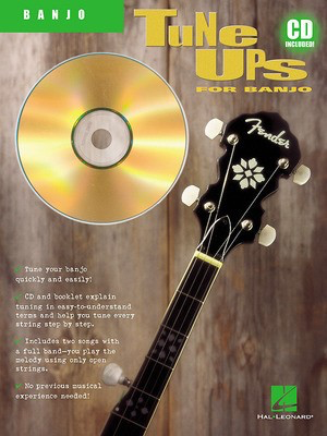 Tune-Ups for Banjo - Banjo Various Authors Hal Leonard /CD