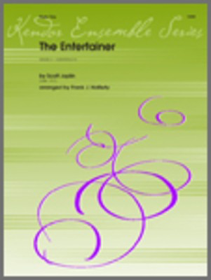 Entertainer, The - 3 Flutes - Scott Joplin - Flute Frank J. Halferty Kendor Music Flute Trio
