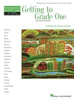 Getting To Grade One - Hal Leonard Student Piano Library - Piano Hal Leonard - Adlib Music
