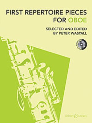 First Repertoire Pieces for Oboe - Various - Oboe Boosey & Hawkes /CD - Adlib Music