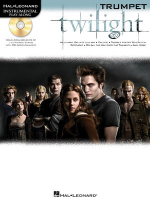 Twilight - Trumpet - Various - Trumpet Hal Leonard /CD