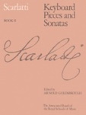 Keyboard Pieces and Sonatas, Book II - Domenico Scarlatti - Piano ABRSM Piano Solo