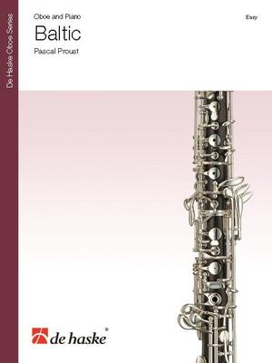 Baltic - Trombone and Piano - Pascal Proust - Oboe De Haske Publications