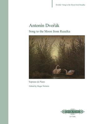 Song To The Moon From Rusalka - Aram Ilyich Khachaturian - Classical Vocal Soprano Edition Peters