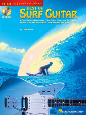 Best of Surf Guitar - A Step-by-Step Breakdown of the Guitar Styles and Techniques of Dick - Guitar Hal Leonard Guitar TAB /CD