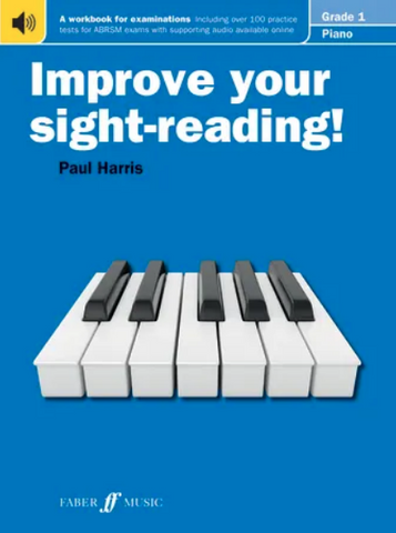 Improve your sight-reading! Piano 1 - Paul Harris - Piano Faber Music