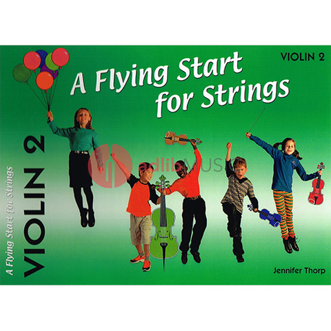 A Flying Start for Strings - Violin 2 - Jennifer Thorp