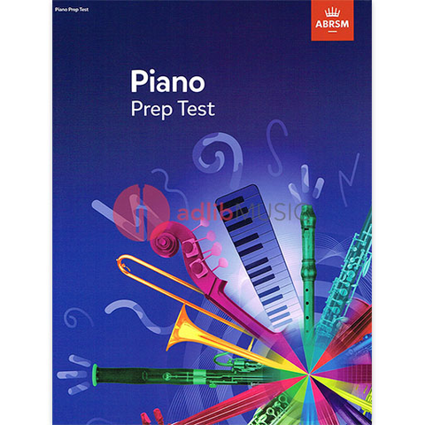 ABRSM Piano Preparatory Test from 2017 Onwards - Piano ABRSM 9781848499348