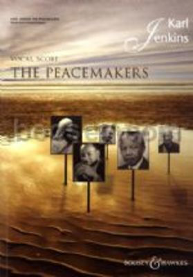 The Peacemakers - Vocal Score - Karl Jenkins - Boosey & Hawkes