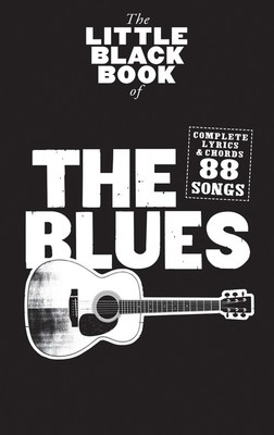 The Little Black Book of The Blues - Guitar|Vocal Wise Publications Lyrics & Chords - Adlib Music