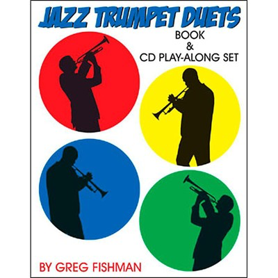 Jazz Trumpet Duets - Book & CD Play-Along Set - Greg Fishman - Trumpet /CD