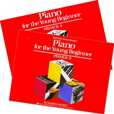 Piano for the Young Beginner, Primer A - James Bastien - Piano Neil A. Kjos Music Company