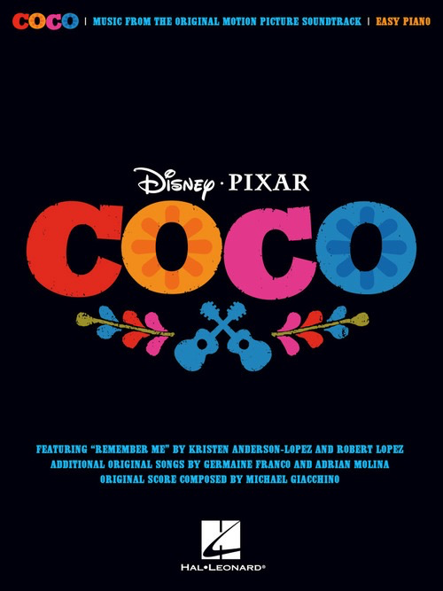 Coco - Music From The Original Motion Picture Soundtrack - Easy Piano - Hal Leonard