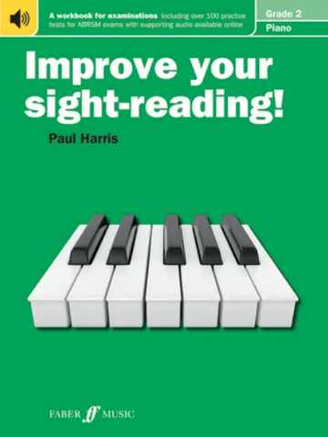 Improve your sight-reading! Piano 2 - Paul Harris - Piano Faber Music