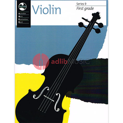 Violin Series 9 - First Grade - Violin AMEB