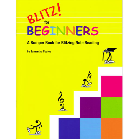 Blitz Book for Beginners - Student Book by Coates BFB