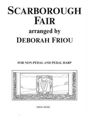 Scarborough Fair/Canticle - Harp D Friou Hal Leonard