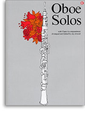 Oboe Solos - Everybody's Favorite Series No. 99 - Various - Oboe Jay Arnold Amsco Publications - Adlib Music