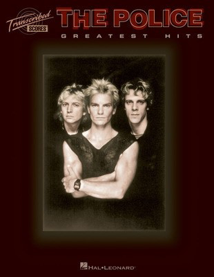 The Police Greatest Hits - Hal Leonard Transcribed Score