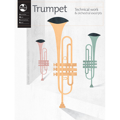 AMEB Technical Workbook - Trumpet Latest Edition 2019 AMEB 1203064739