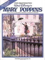 Mary Poppins - Richard M. Sherman|Robert B. Sherman - Piano|Vocal Hal Leonard Vocal Selections - Adlib Music