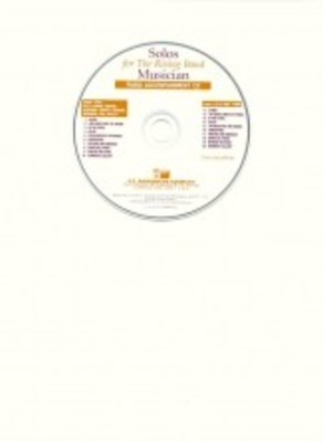 Solos for The Rising Band Musician - Extra CD - David Shaffer|Ed Huckeby|James Swearingen|Rob Grice|Robert W. Smith - C.L. Barnhouse Company CD