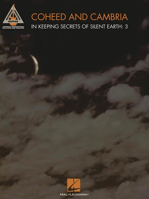 Coheed and Cambria - In Keeping Secrets of Silent Earth: 3 - Hal Leonard Guitar TAB with Lyrics & Chords