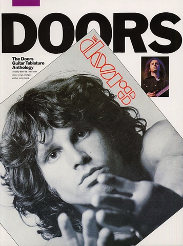 The Doors Anthology - Guitar Hal Leonard Guitar TAB with Lyrics & Chords