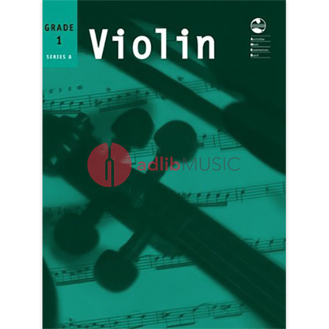 Violin Series 8 - First Grade - Violin AMEB