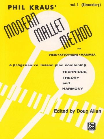 MODERN MALLET METHOD BOOK 1 ELEMENTARY - KRAUS - Warner Bros