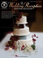 The Wedding Reception Songbook - Various - Guitar|Piano|Vocal Hal Leonard Piano, Vocal & Guitar
