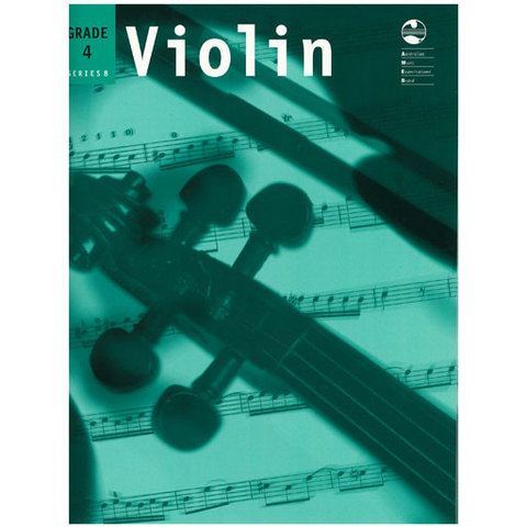 AMEB Series 8 Grade 4 - Violin/Piano 1202067639