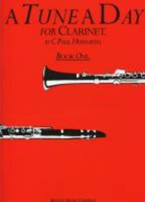 A Tune A Day for Clarinet Book 1 - Clarinet Boston Music - Adlib Music