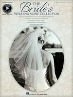 The Bride's Wedding Music Collection - Hal Leonard Listen Online - Various - Guitar|Piano|Vocal Hal Leonard Piano, Vocal & Guitar