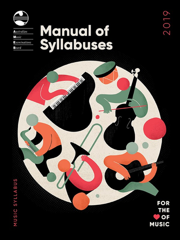 AMEB Syllabus 2019 - Manual of Syllabuses