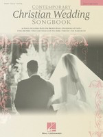 Contemporary Christian Wedding Songbook - 2nd Edition - Various - Hal Leonard Piano, Vocal & Guitar