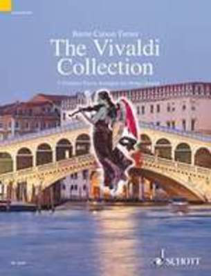 Vivaldi Collection Arr Turner String Quartet - - Adlib Music