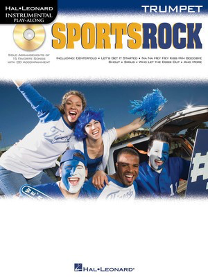 Sports Rock - for Trumpet - Trumpet Hal Leonard /CD