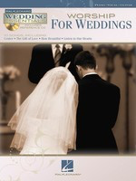 Worship for Weddings - Wedding Essentials Series - Various - Hal Leonard Piano, Vocal & Guitar /CD