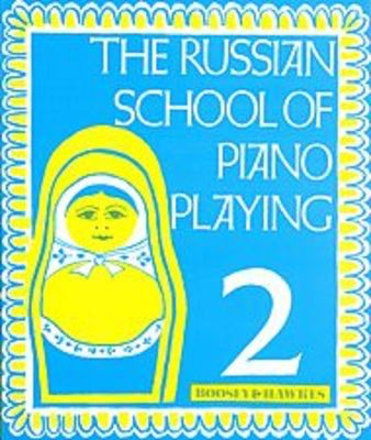 The Russian School of Piano Playing Vol. 2 - Piano A. Nikolaev|E. Kisell|N. Sretenskaya|V. Natanson Boosey & Hawkes - Adlib Music
